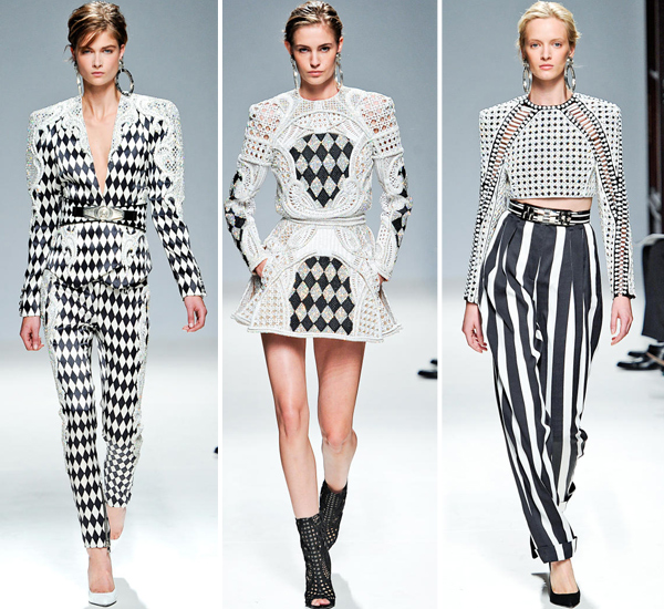 balmain collection
